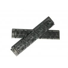 грузики балансировочные самоклеющиеся 19 мм. уп 100 шт