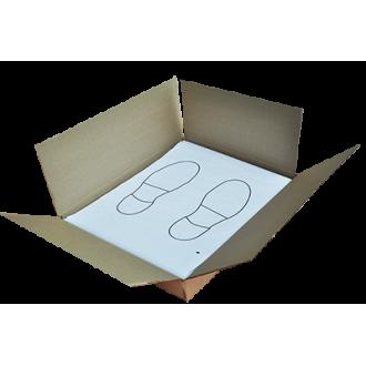 Бумажные коврики для автомобиля