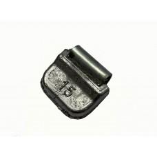 грузики балансировочные для стальных дисков 15гр (уп 100шт)
