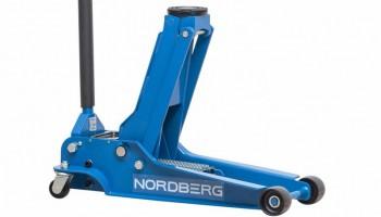 Домкрат подкатной 3,5 тонны Nordberg 32035 обзор
